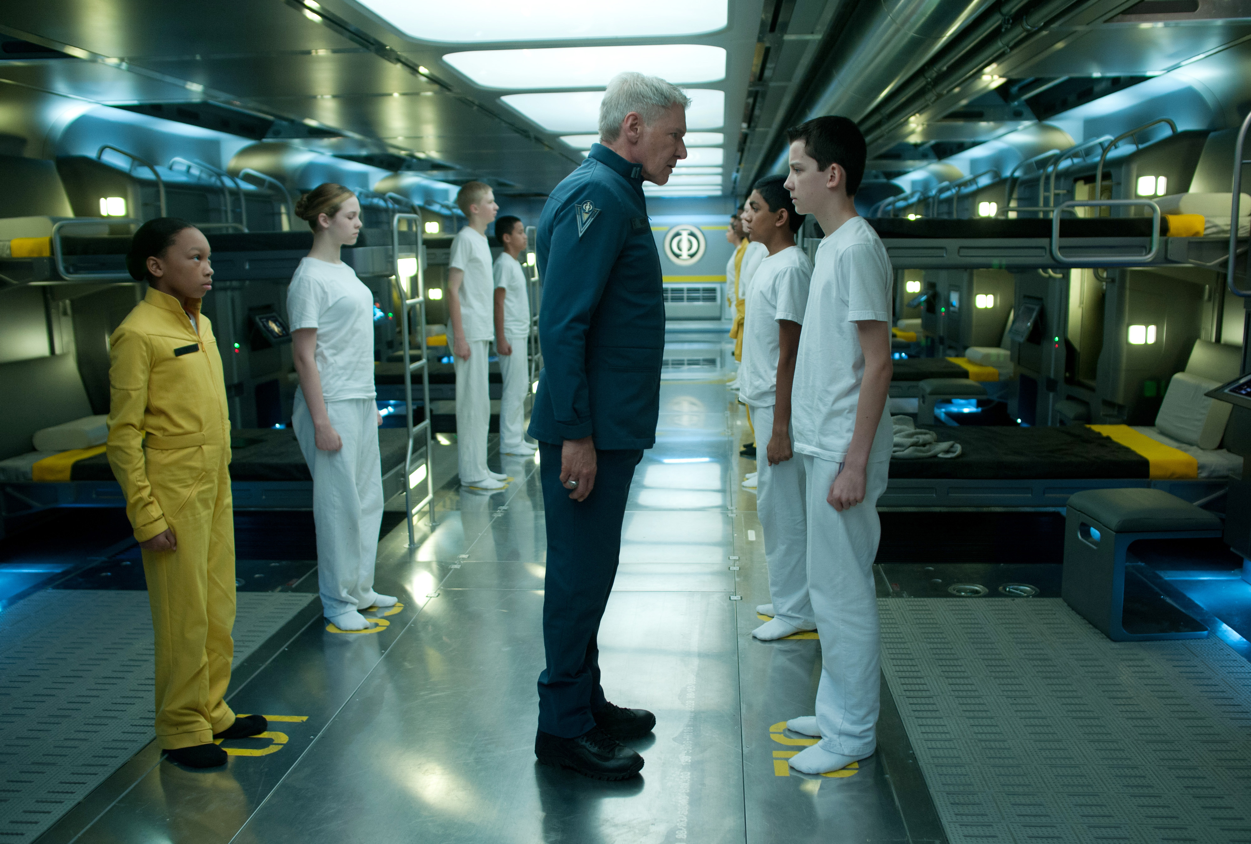 Sneak peek: Ender's Game
