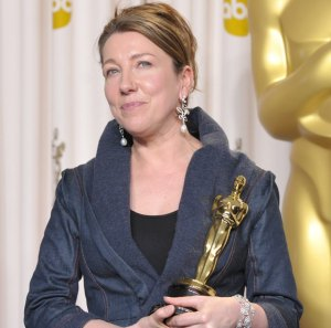 Jacqueline Durran, winner of the Oscar for best costume design