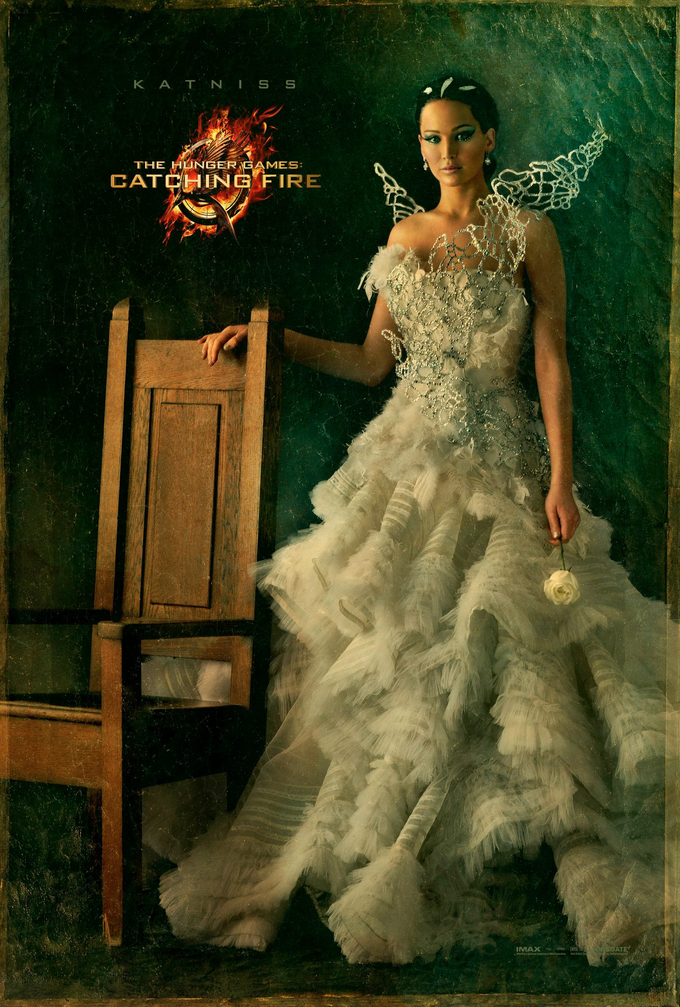 Stunning new Character posters for The Hunger Games