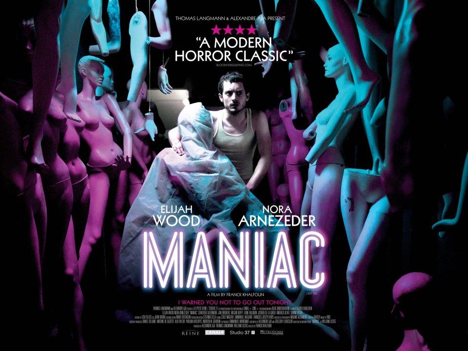 Maniac - Poster