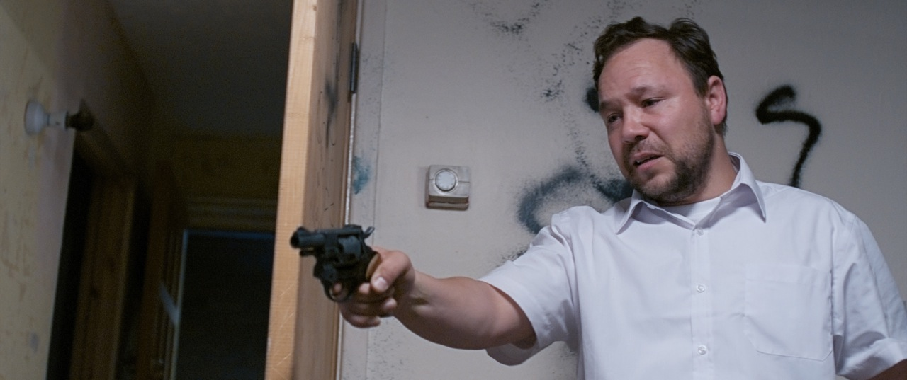 Stephen Graham as Benjamin in ORTHODOX 1